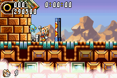 Sonic Advance 2 - numbah 2 - User Screenshot